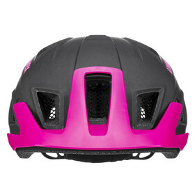 UVEX Access Casco, black mat